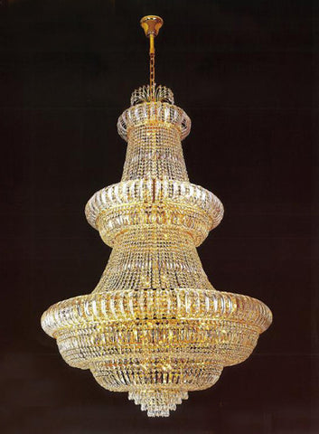 H905-LYS-8200 By The Gallery-LYS Collection Crystal Pendent Lamps