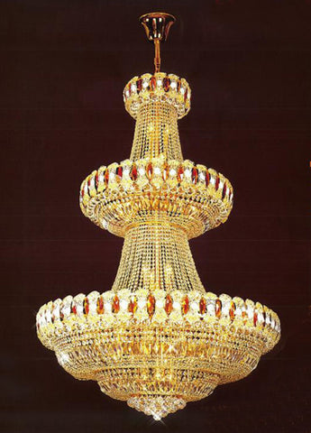 H905-LYS-8802 By The Gallery-LYS Collection Crystal Pendent Lamps