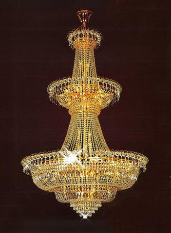 H905-LYS-8806 By The Gallery-LYS Collection Crystal Pendent Lamps
