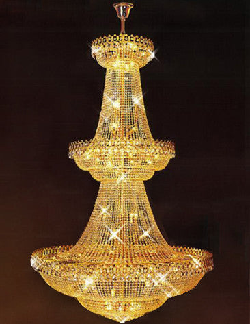 H905-LYS-8809 By The Gallery-LYS Collection Crystal Pendent Lamps