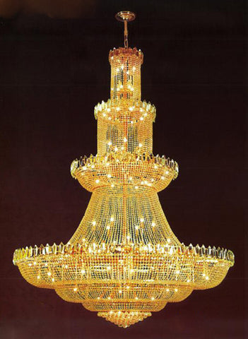 H905-LYS-8811 By The Gallery-LYS- Collection Crystal Pendent Lamps