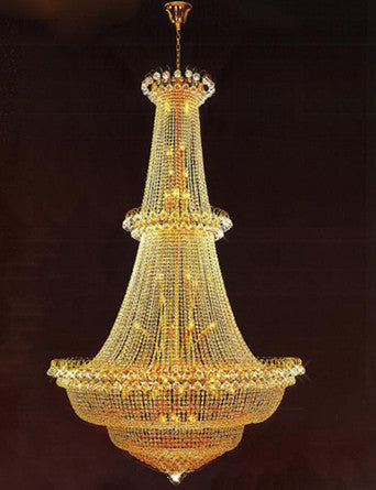 H905-LYS-8816 By The Gallery-LYS Collection Crystal Pendent Lamps