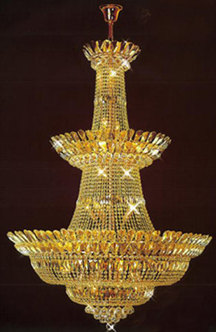 H905-LYS-8833 By The Gallery-LYS Collection Crystal Pendent Lamps