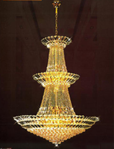 H905-LYS-8837 By The Gallery-LYS Collection Crystal Pendent Lamps