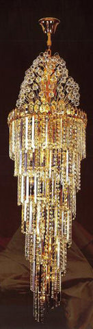 H905-LYS-8853 By The Gallery-LYS Collection Crystal Pendent Lamps