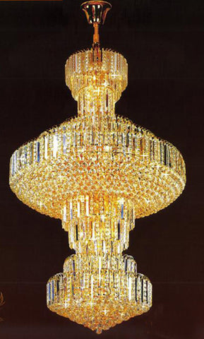 H905-LYS-9107 By The Gallery-LYS Collection Crystal Pendent Lamps
