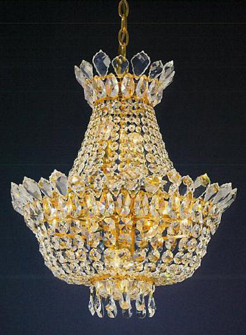 H906-WL61203-480KG By Empire Crystal-Chandelier