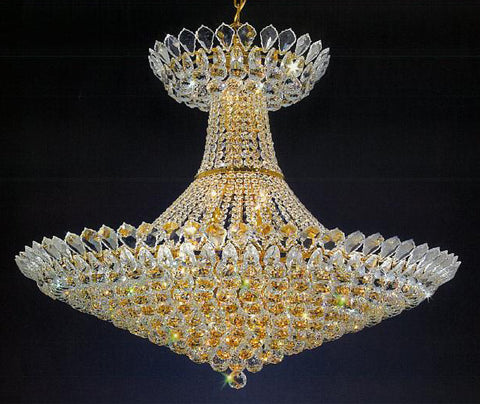 H906-WL61246-930KG By Empire Crystal-Chandelier