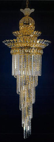 H906-WL61285-700KG By Empire Crystal-Chandelier