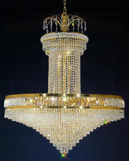 H906-WL61309-1000KG By Empire Crystal-Chandelier
