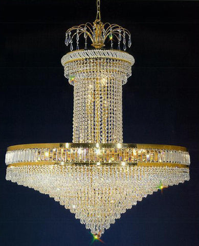 H906-WL61309-600KG By Empire Crystal-Chandelier