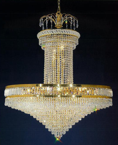 H906-WL61309-800KG By Empire Crystal-Chandelier