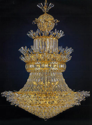 H906-WL61388-1200KG By Empire Crystal-Chandelier