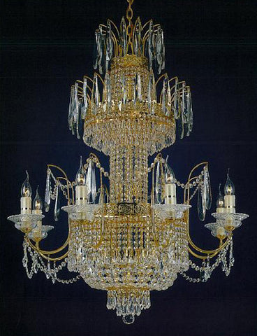 H906-WL61405-850KG By Empire Crystal-Chandelier