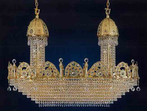 H906-WL61429-1120KG By Empire Crystal-Chandelier