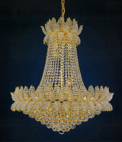 H906-WL61461-740KG By Empire Crystal-Chandelier