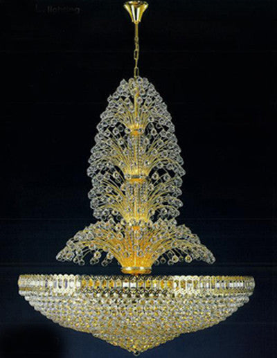 H906-WL61520-1500KG By Empire Crystal-Chandelier