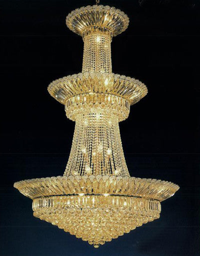 H906-WL61521-1200KG By Empire Crystal-Chandelier