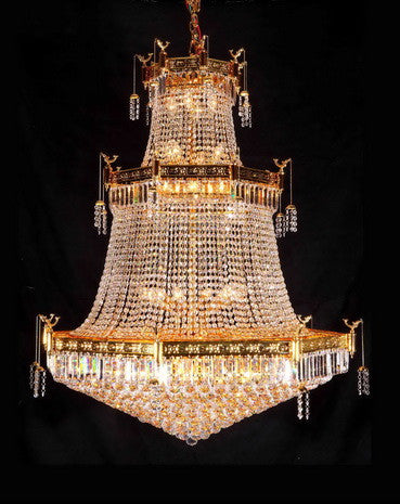 Yh906-929/24 Empire Chandelier