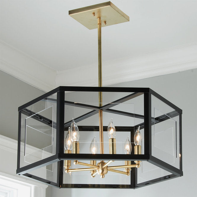 Chic Chandeliers city chic chandelier 6 light 1 - f100-577 – gallery chandeliers