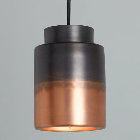 Ombre Copper Pendant - F100-310