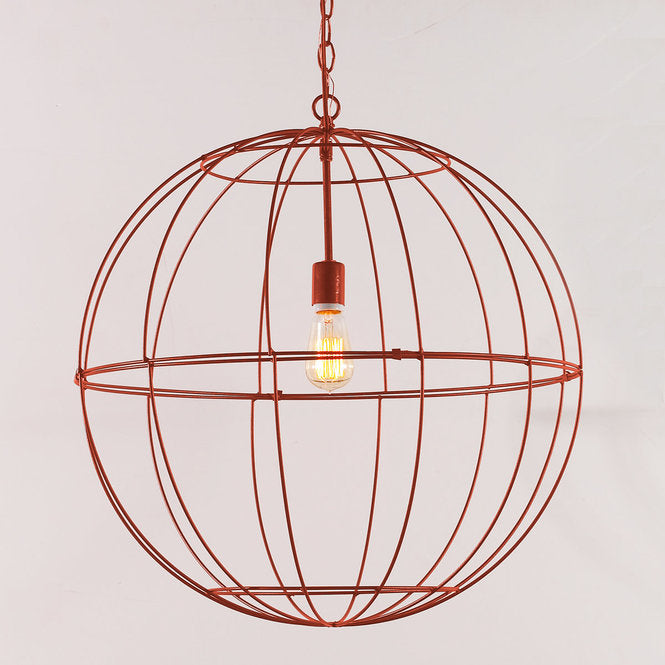 Young House Love Large Wire Globe Lantern - F100-342