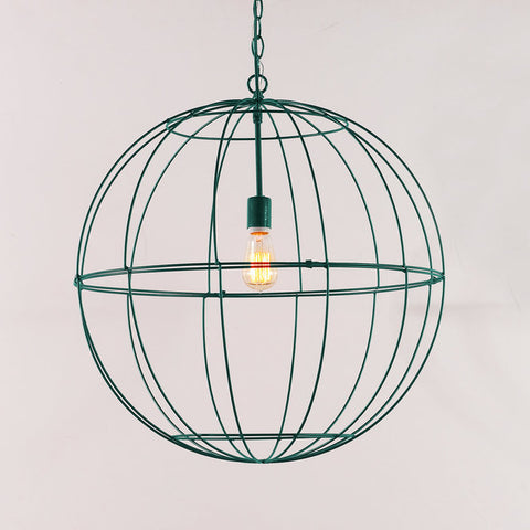 Young House Love Large Wire Globe Lantern - F100-344