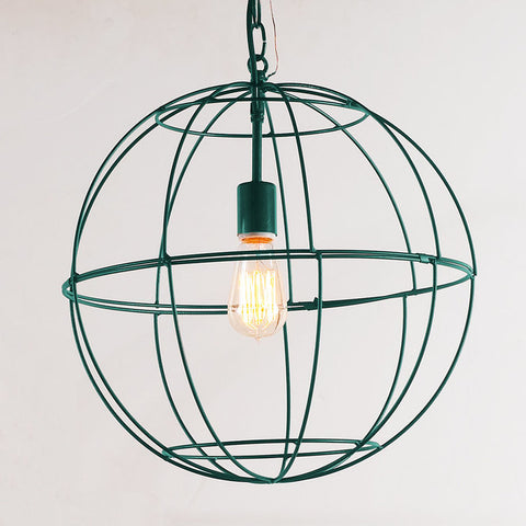 Young House Love Small Wire Globe Lantern - F100-404