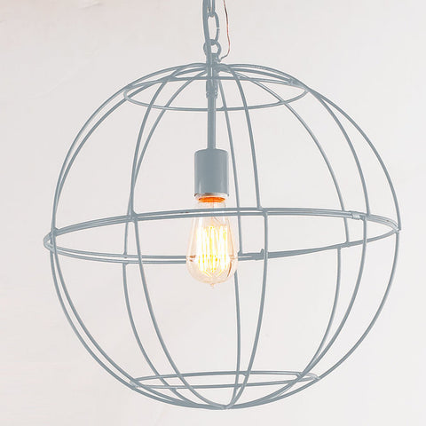 Young House Love Small Wire Globe Lantern - F100-400
