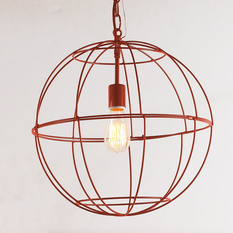 Young House Love Small Wire Globe Lantern - F100-402