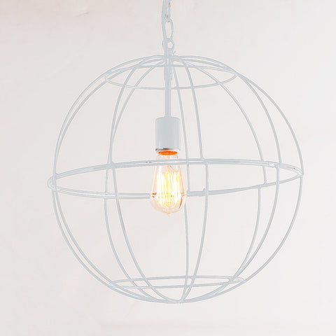 Young House Love Small Wire Globe Lantern - F100-405