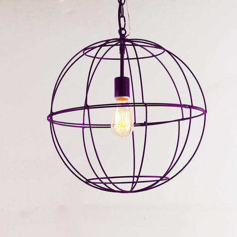 Young House Love Small Wire Globe Lantern - F100-401