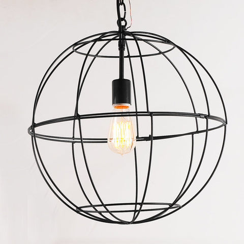 Young House Love Small Wire Globe Lantern - F100-399