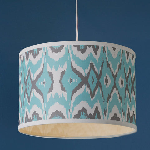Young House Love Triple Tone Ikat Shade Pendant 16 - F100-575