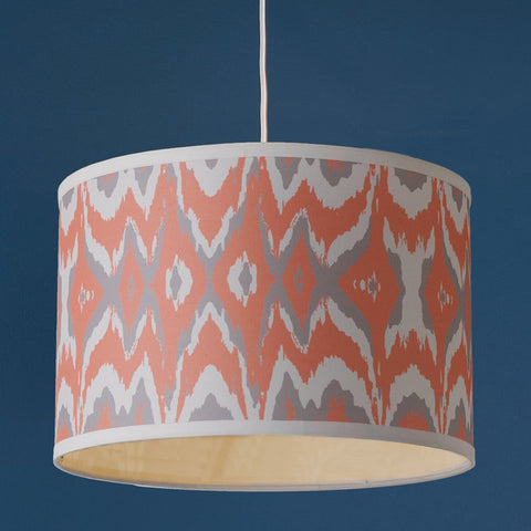 Young House Love Triple Tone Ikat Shade Pendant 16 - F100-576