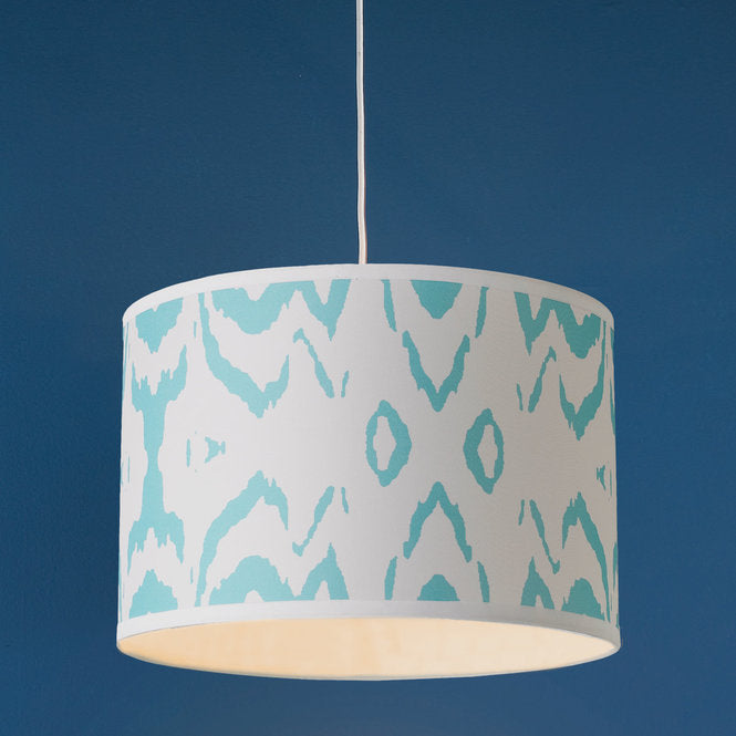 Young House Love Two Tone Ikat Shade Pendant 16 - F100-506