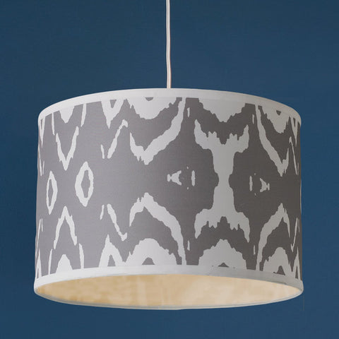 Young House Love Two Tone Ikat Shade Pendant 16 - F100-507
