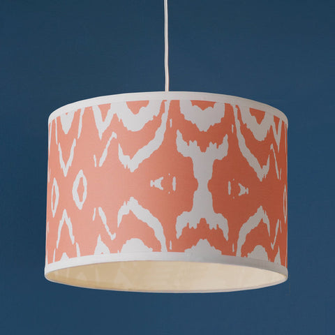 Young House Love Two Tone Ikat Shade Pendant 16 - F100-508