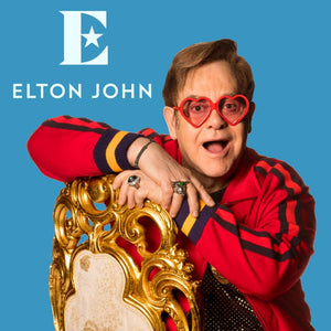 Elton John x Good Luck Sock