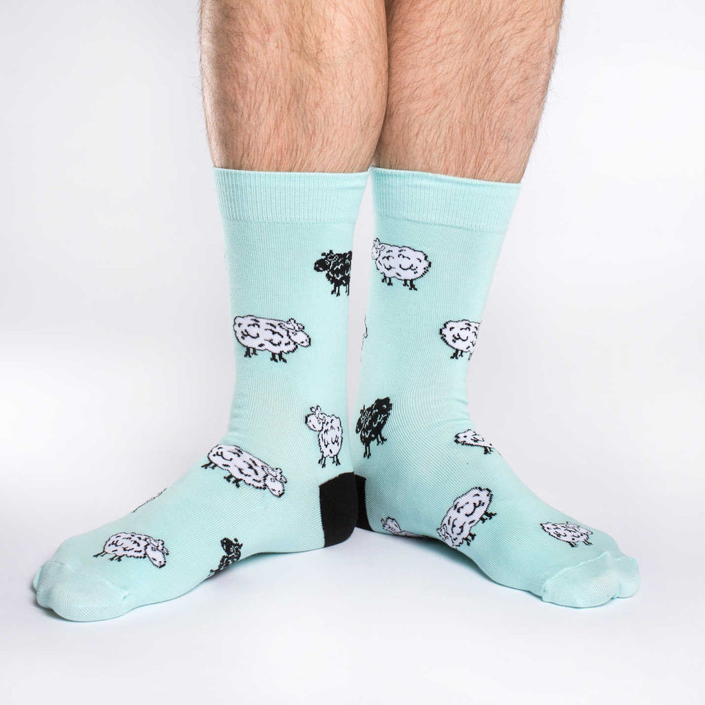 Men's Sheep Socks