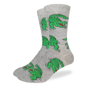 Men's Alligator Socks