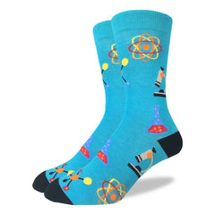 Men's Science Socks - Good Luck Sock