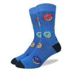 Men's Donuts Socks - Good Luck Sock