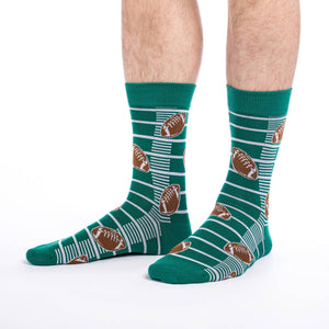 Men's King Size Football Socks