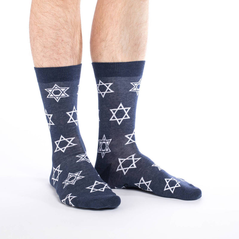 Men's Star of David Socks