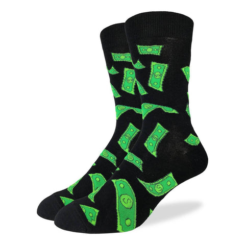Men's Aerosmith Eat The Rich Socks