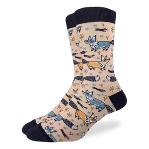 Men's Fox Socks