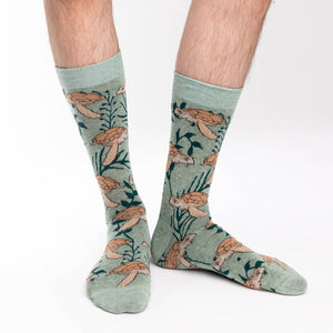 Men's Sea Turtle Socks