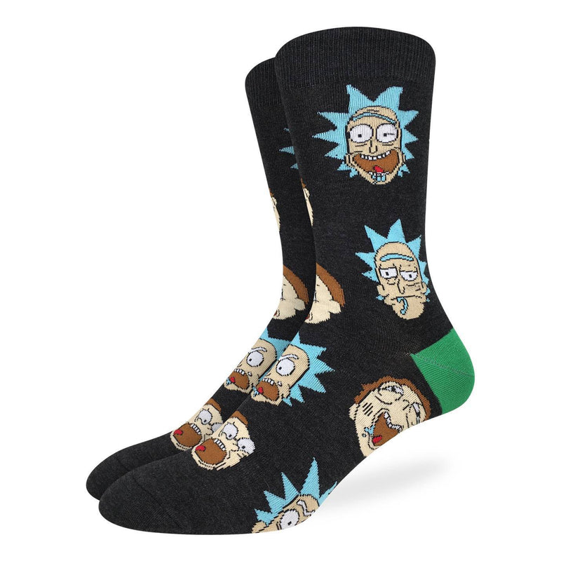 Men's Rick and Morty Socks