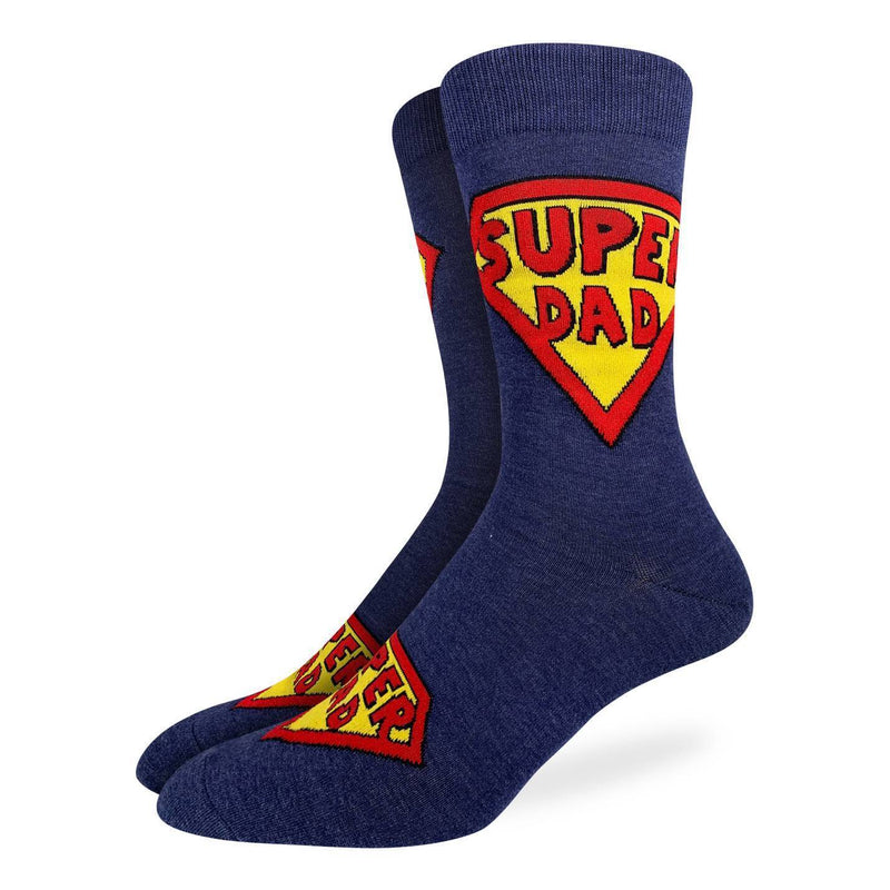 Men's Super Dad Socks